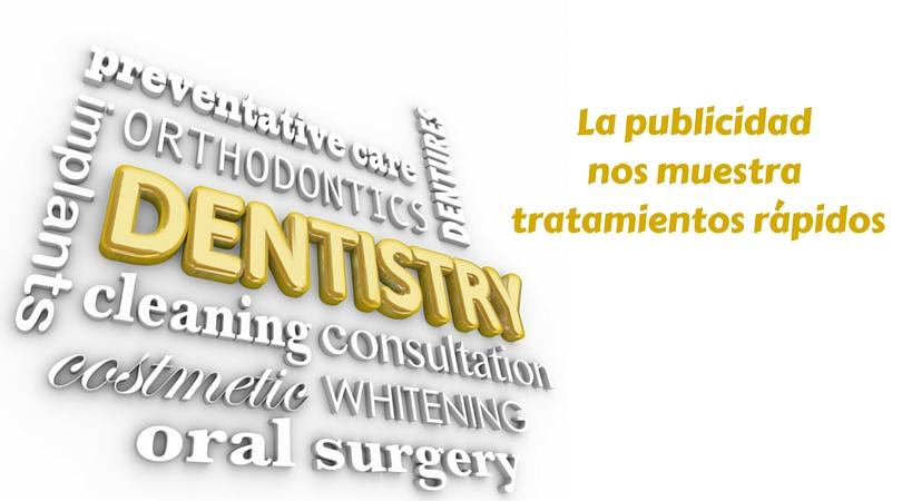 publicidad y ortodoncia
