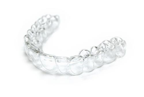 ferula ortodoncia invisible