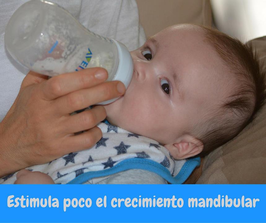 biberon versus lactancia materna
