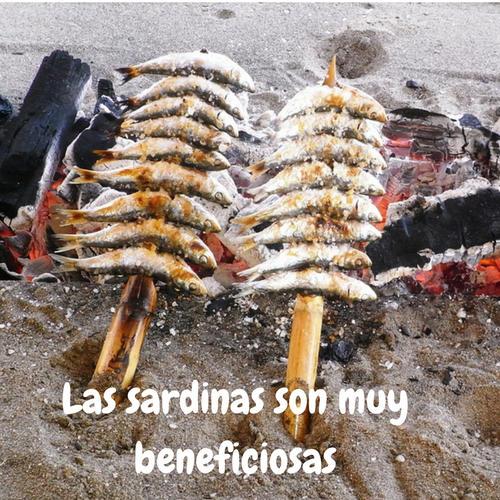 sardinas y dientes