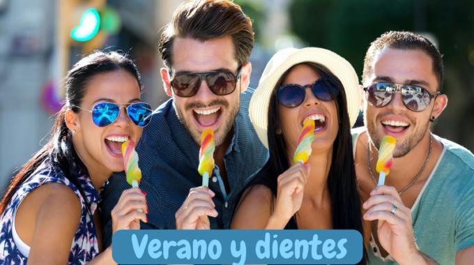 ¿Estás preparado para cuidar tus dientes en verano?
