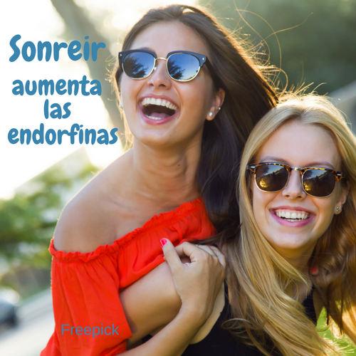dientes en verano y endorfinas