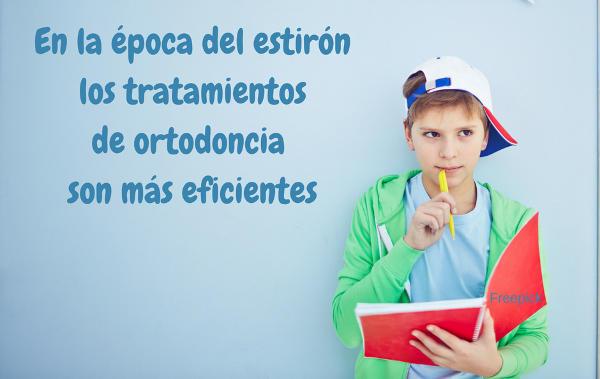 La eficacia de los tratamientos de ortodoncia del adolescente