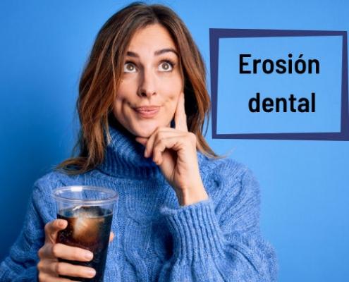 la erosion dental es peligrosa