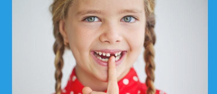erupcion de dientes definitivos