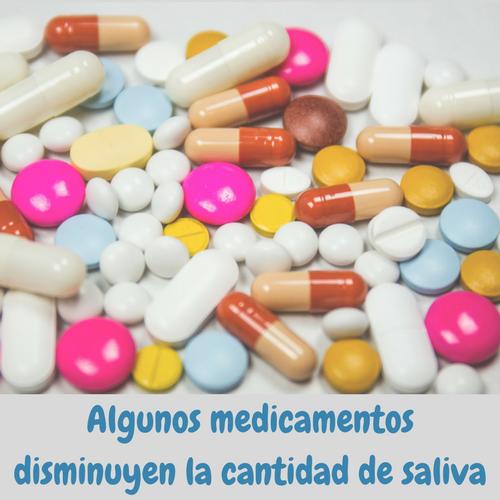 Medicamentos y sangrado de encias