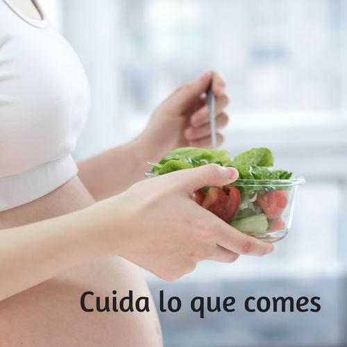 salud bucal de tu bebe comida