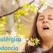 Rinitis alergica y ortodoncia,sus consecuencias