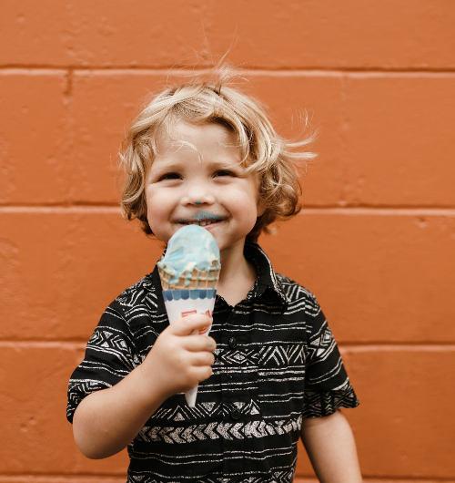salud bucodental infantil en verano y alimentación