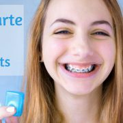 cepillarte los dientes con brackets
